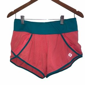Moving Comfort Womens Running Athletic Shorts